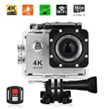 Best Toughstyアクションカメラ - Toughsty 16GB ウルトラHD 4K WIFI防水アクション カメラ170度の広角レンズでiPhone Android APP Review