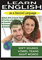 Learn Global English: Soft Sounds, Vowel Teams, Sight Words [DVD]