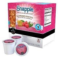 Snapple Raspberry Iced Tea K-Cups (22 K-Cups) by Snapple