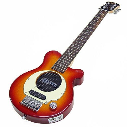 Pignose ピグノーズ ギター PGG-200 CS チェリーサンバースト アンプ内蔵ミニギター14点セット [98765]【検品後発送で安心】