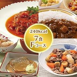 ニチレイ カロリーナビ240(7食セット) (Fコース)
