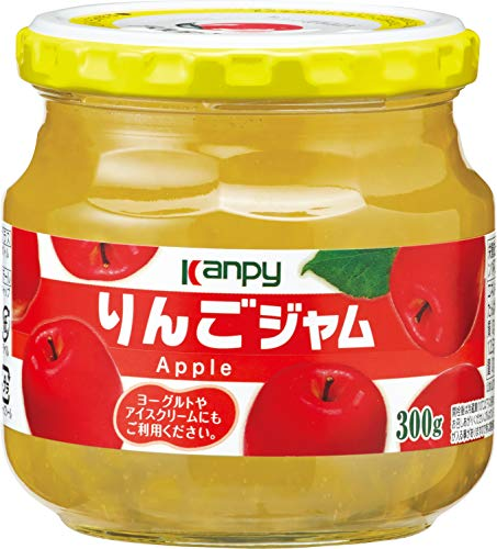 カンピー りんごジャム 300g