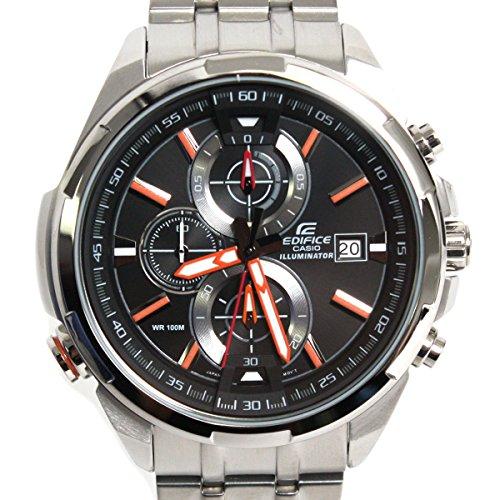 [カシオ]CASIO 腕時計 EDIFICE エディフィス EFR-536D-1A4VDF クロノグラフ メンズ [並行輸入品]