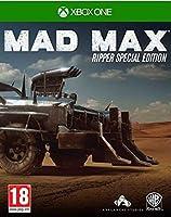 Mad Max Ripper Steelbook Edition (輸入版:アジア)【Xbox One】
