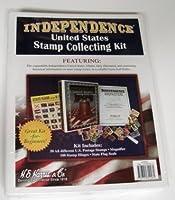Independence US Stamp Collecting Kit [並行輸入品]