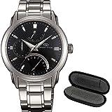 【時計ケース1本用セット】[オリエント]ORIENT 腕時計 ORIENTSTAR オリエントスター レトログラード 自動巻 (手巻き付き) WZ0071DE メンズ