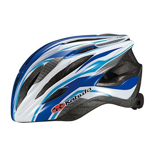 OGK KABUTO(オージーケーカブト) ヘルメット FIGO G-1ブルー M/L (頭囲 57cm~60cm未満)
