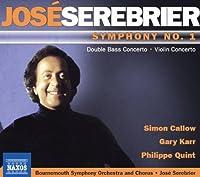Symphony No.1/Violin Concerto/Double Bass Concerto