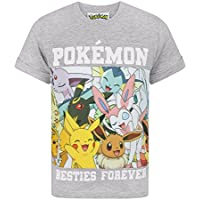Pokemon Childrens/Boys Besties Forever T-Shirt