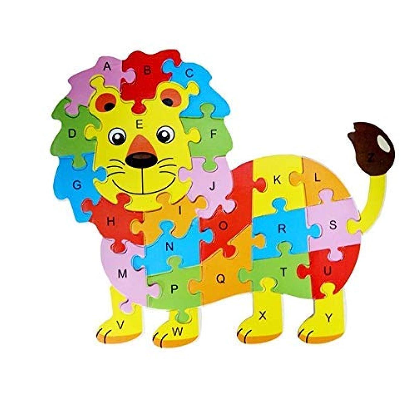 記憶に残る圧縮愛人Fennye 木製パズル 子供 知育玩具 早期教育 保育園 教具 誕生日 セット 男の子 女の子 赤ちゃん 訓練 英語