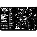 Beretta 92 (ベレッタ) ハンドガン クリーニングマット(約43.5 x 29cm) / デスクマット