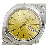 セイコー SEIKO セイコー5 SEIKO 5 自動巻き メンズ 腕時計 SNKM63K1 ゴールド [並行輸入品]