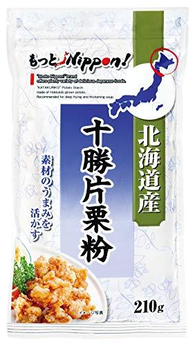 北海道産 十勝片栗粉 210g×10個