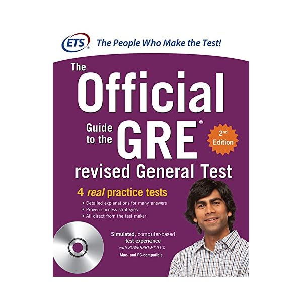 GRE The Official Guide t...の商品画像