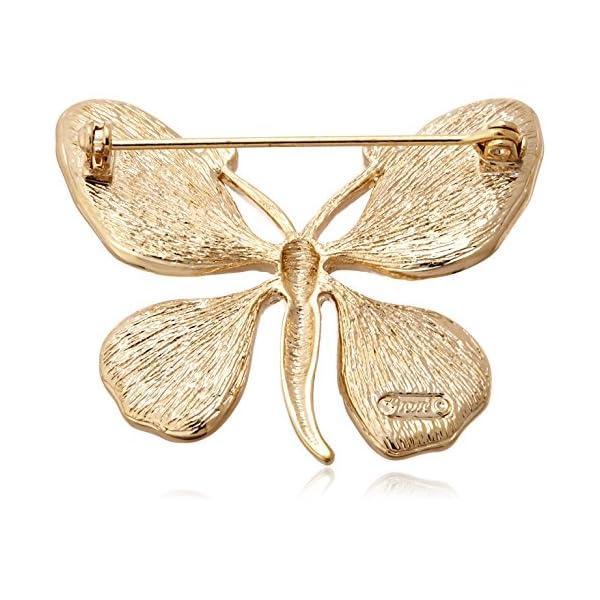 [グロッセ] Grosse Brooch 蝶 ...の紹介画像2