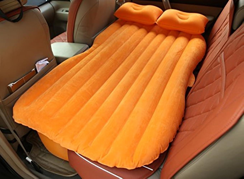 スポーツをする高音ティーンエイジャーGYP アウトドアキャンプカーの車SUV GMベッドベッド厚いカーインフレータブルマットレスカーショックベッド旅行ベッドリアカーエアクッション ( 色 : C )