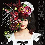 【Amazon.co.jp限定】CONQUEROR (通常盤) (特典:オリジナルチケットフォルダー)付
