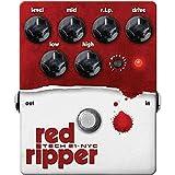 Tech 21red ripper エンベロープ・フィルター・エミュレーター付きベース専用ファズBOX 【国内正規品】