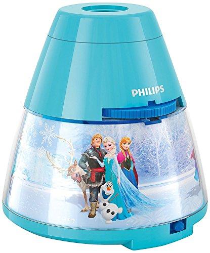 フィリップスディズニー アナと雪の女王 キャラクターズ おやすみホームシアタープロジェクター LED / Philips Disney Frozen Children's Night Light and Projector Integrated LED [並行輸入品]