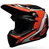 Bell ベル MOTO-9 CARBON FLEX FACTORY Helmet 2016モデル オフロード ヘルメット オレンジ/ブラック L(59~60cm)