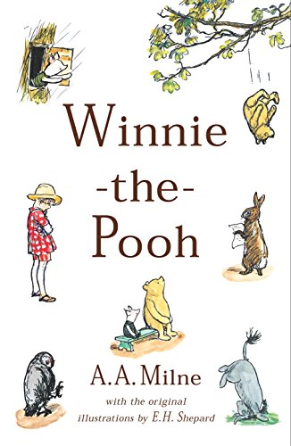 Winnie-the-Pooh (Winnie the Pooh Colour P/Backs)の詳細を見る