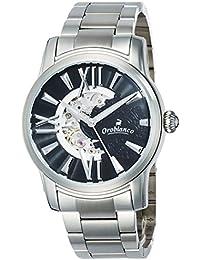 [オロビアンコ タイムオラ]Orobianco TIME-ORA 腕時計 オラクラシカ 自動巻き OR-0011-00F 【正規輸入品】