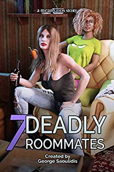[Saoulidis, George]の7 Deadly Roommates (Mean Gods Book 1) (English Edition)