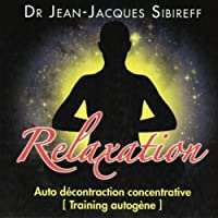 Sibireff, Jean-Jacques - Relaxation Auto Decontraction (1 CD)