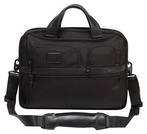 (トゥミ) TUMI バッグ ビジネスバッグ 26516D2 T-Pass ミディアム・スクリーン・ラップトップ・スリム ブラック 【ALPHA 2】 [並行輸入品]