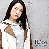 Quick City♪RicoのCDジャケット