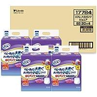 【ケース販売】リフレはくパンツ ジュニアSS20枚×4袋