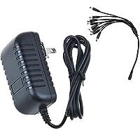PK電源ACアダプタ+ 8Plug Splitter for Snark sa-19V Power Supply & 3sa-2Daisyチェーン-- sa1& 3sa2s for Guitarペダル