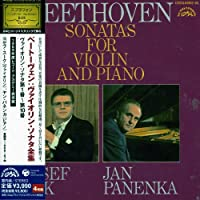 Beethoven/Sonatas for Violin & Piano by Josef Suk & Jan Panenka (2005-04-27)