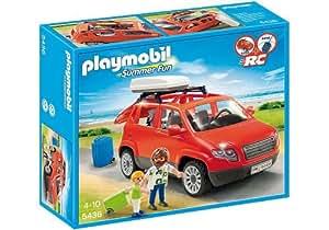 Playmobil プレイモービル 5436 Summer Fun ファミリー SUV (並行輸入品)