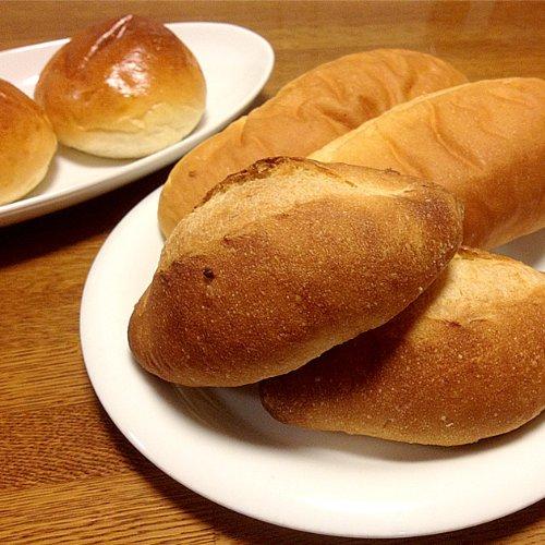 しんさんのパン屋 無添加・天然酵母 毎日食べたい 人気ベスト3 セット