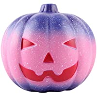cinhent 10 cm Cartoon Lovely Galaxy Big Pumpkinクリーム香りつきSquishy Slow Rising Squeeze Prime Cheap Kids Toysチャーム