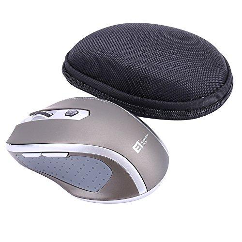 『ワイヤレスマウス 収納ケース Logicool ロジクール MX1600sGR ANYWHERE 2S / Qtuo 無線マウス対応 -Aenllosi』の4枚目の画像