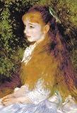 キューティーズ 300ピース ジグソーパズル イレーヌ・カーン・ダンヴェール嬢 (ルノワール)(26x38cm)