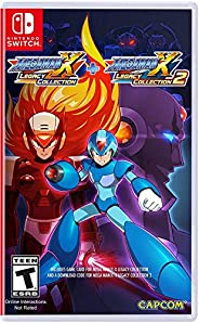Mega Man X Legacy Collection 1+2 (輸入版:北米) - Switch