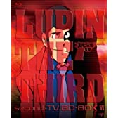 ルパン三世 second-TV. BD-BOX VI [Blu-ray]