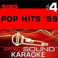 Sing Pop Hits 2001 Vol. 4 [KARAOKE]