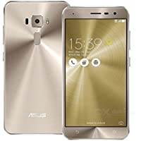 ASUS Zenfone 3, Dual SIM Dual Standby, Android 6.0v, 海外でも利用可能, 5.2 inch Screen 4th Generation Network, 16 MP Camera, 32 GB inbuilt Memory, MicroSD Card Supported upto 2 TB, ZE520KL