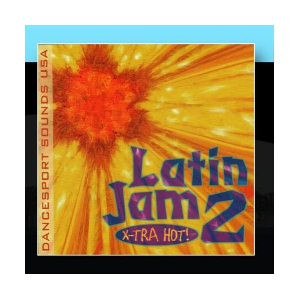 Latin Jam 2 : X-Tra Hot!の商品画像
