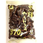 夏目製菓 黒糖かりんとう 370g