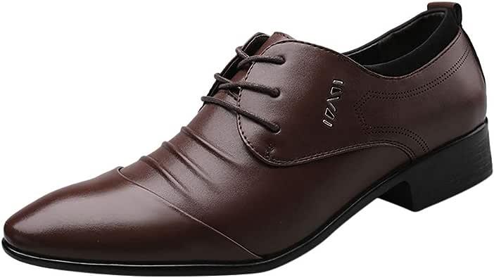 [LHWY] 令和 ビジネスシューズ 革靴 メンズ レースビジネス レザーシューズ カジュアル で快適 結婚式 靴男性 用スーツシューズ