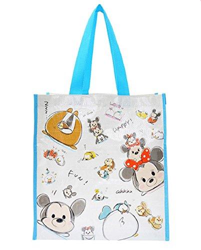 (ディズニーTSUM TSUM)ショッパー袋 -