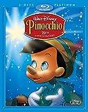 ピノキオ プラチナ・エディション[Blu-ray/ブルーレイ]