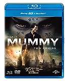 ザ・マミー/呪われた砂漠の王女 3Dブルーレイ+ブルーレイセット[Blu-ray/ブルーレイ]