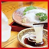 越前宝や 【冷凍】いかそうめん 刺身 (スルメイカ) 500g(10柵) 北海道産