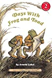 Days with Frog and Toad (Frog and Toad I Can Read Stories Book 4) (English Edition) 画像
